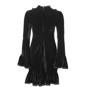 efd753b5e7 Killstar Dresses - Killstar Mitsuyo Gothic Nu-Lolita Dress
